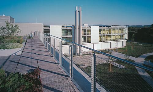 Klinik Forchheim Aussenansicht