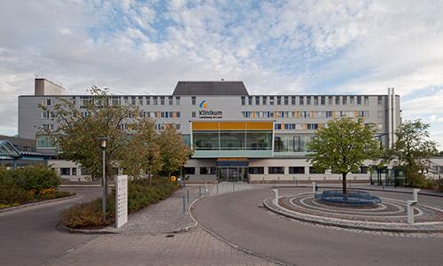 Klinikum Landsberg Aussenansicht