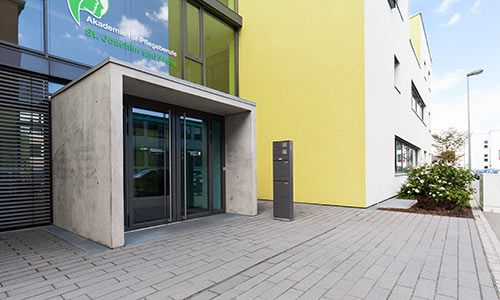 Berufsfachschule Augsburg Josefinum - Freianlagenplanung RRP