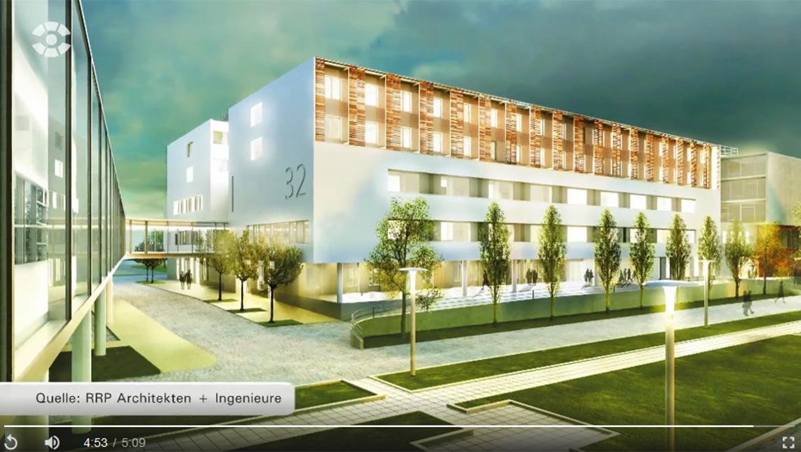 UKD Haus 32 Enspurt Sachsen Fernsehen