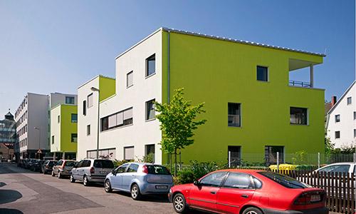 Berufsfachschule Josefinum Augsburg Aussenansicht