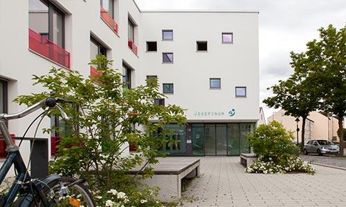 Josefinum Augsburg Frühföderung - Freianlagengestaltung RRP