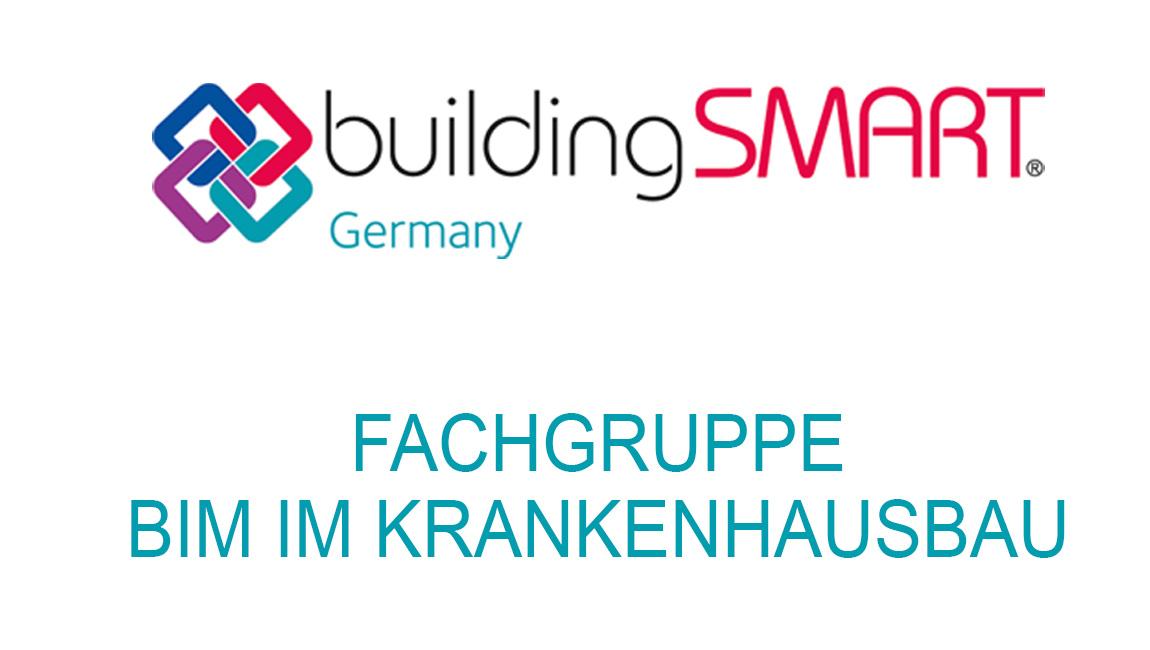 buildingSMART Fachruppe BIM im Krankenhausbau