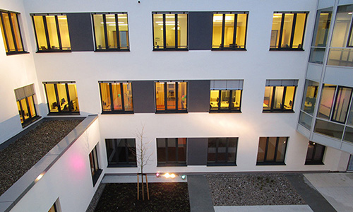 Helios Amper-Klinikum Dachau - Neubau Bettenhaus
