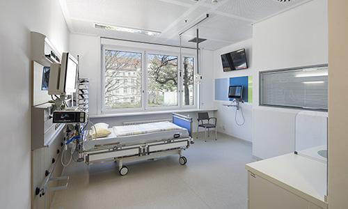 Universitätsklinikum Carl Gustav Carus Dresden - Intensivpflege