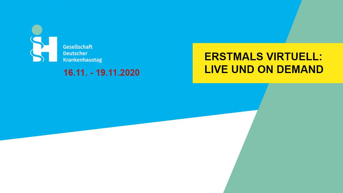 Deutscher Krankenhaustag 2020